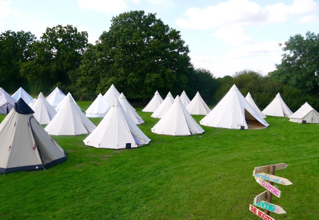 gl&ing tipi wedding tent hire 04 & Glamping | Magnifitents