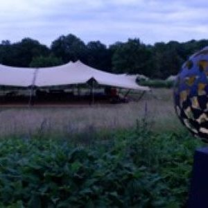 stretch tent hire berkshire 5