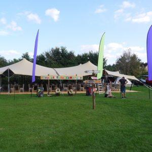 hire stretch tent berkshire 03