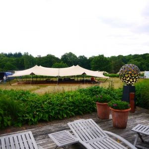 stretch tent hire berkshire 02