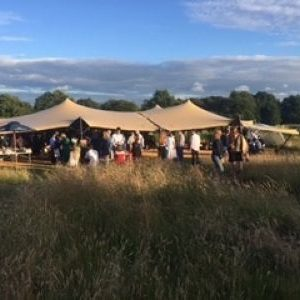 stretch tent hire reading 6